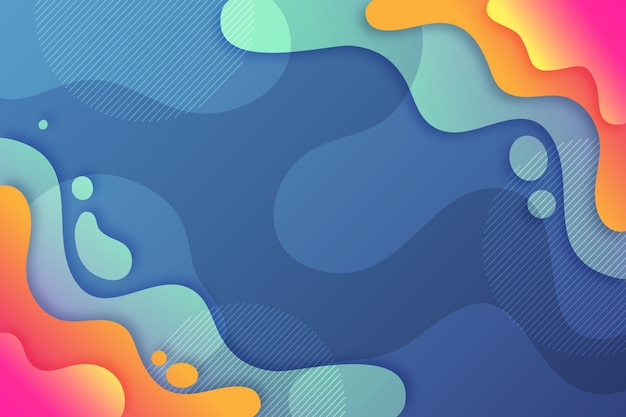 Abstract wallpaper concept