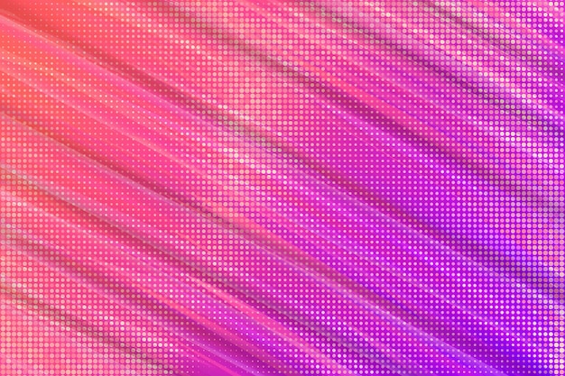 ハーフトーン効果の抽象的な壁紙