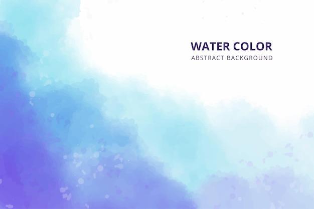 추상 물 색 배경 브러쉬