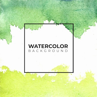 Abstract watercolor background, hand paint. color splashing on the paper