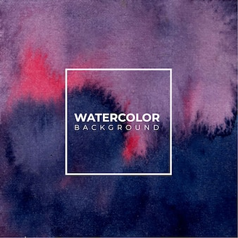 抽象的な水彩画の背景、ハンドペイント。