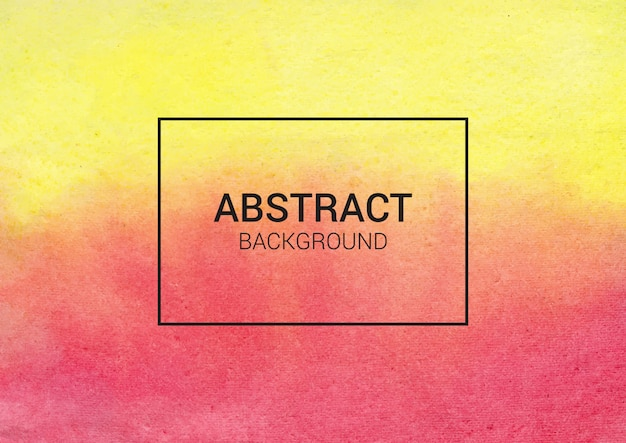 Abstract watercolor background paper texture