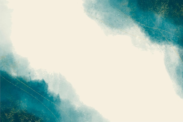 抽象水彩画的背景