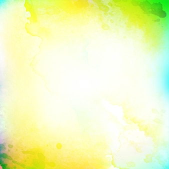 Abstract watercolor bright decorative background