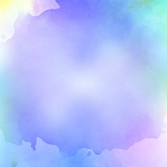 Abstract watercolor colorful soft background