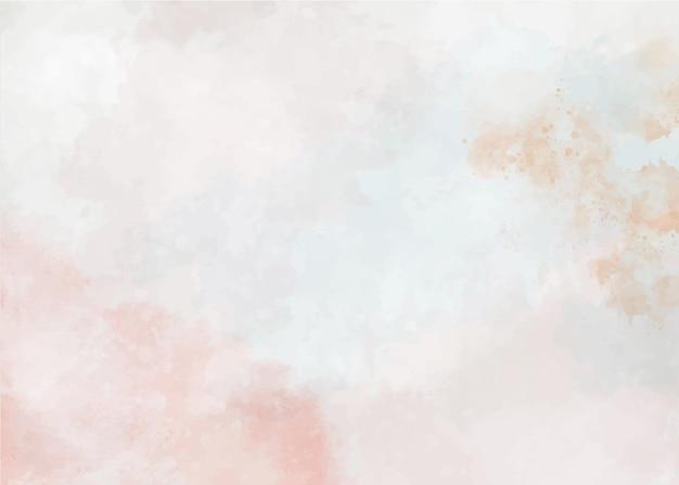 抽象的な水彩パステル背景