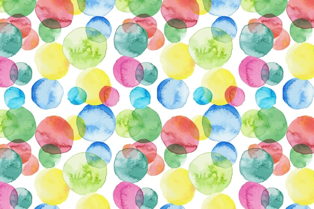 Абстрактная акварель шаблон дизайна