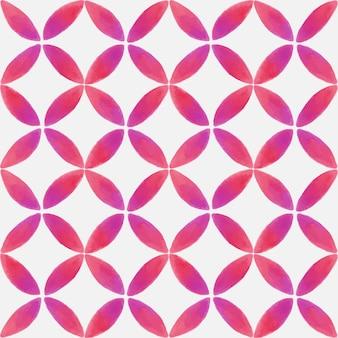 抽象的な水彩パターン Premiumベクター