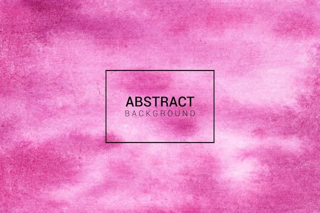 抽象的な水彩ピンク背景テクスチャ
