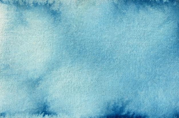 Абстрактная акварель затенение кисти фоновой текстуры