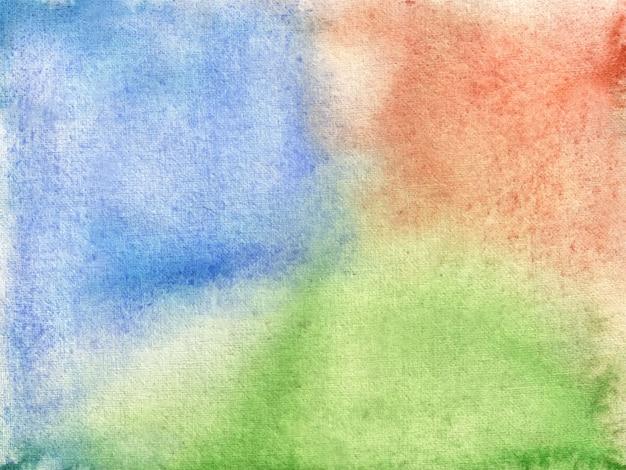 Абстрактная акварель затенение кисти фона