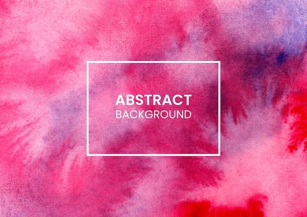 抽象的な水彩画はねテクスチャ背景