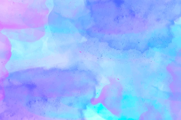 Abstract watercolor style background