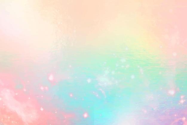 キラキラと抽象的な水彩テクスチャ背景