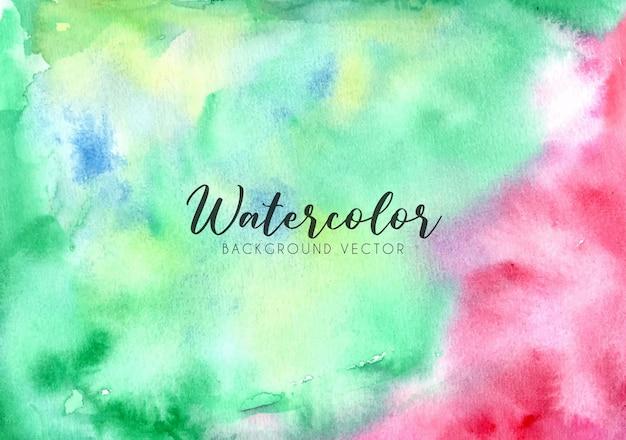 抽象的な水彩テクスチャの背景