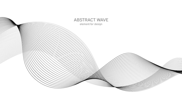Abstract wave element . digital frequency track equalizer.