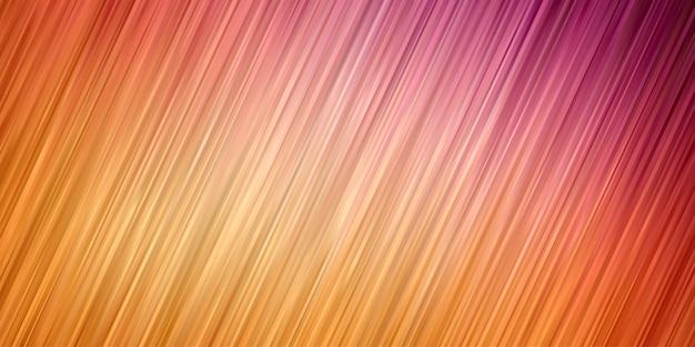Абстрактный фон линии полосы волны. красочные обои баннер. премиум