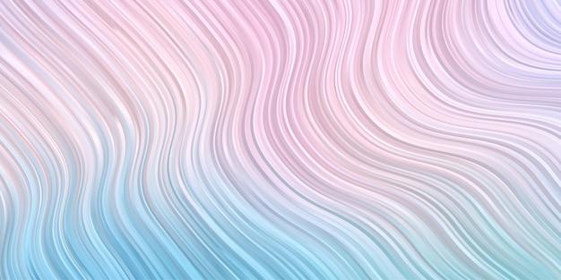 추상 파 스트라이프 라인 배경입니다. 화려한 배너 배경 화면입니다. 프리미엄
