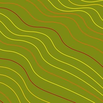 Абстрактный фон волнистые линии. векторная иллюстрация.