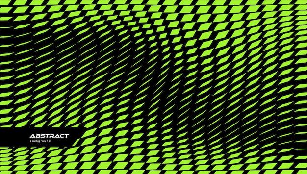 Абстрактные волнистые современные фон прямоугольник узор векторные иллюстрации