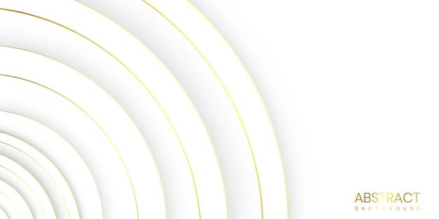 추상 흰색과 회색 그라데이션 색 곡선 배경