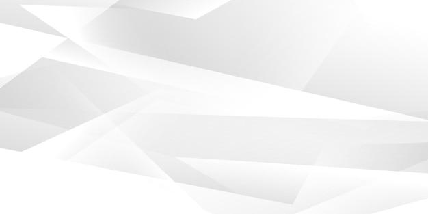Абстрактный белый фон плакат с динамической. технологическая сеть векторные иллюстрации.