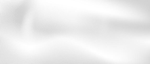 Абстрактный белый фон плакат с динамическим