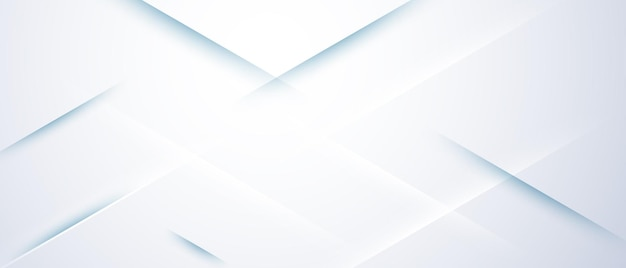 동적 추상 흰색 배경 포스터입니다.