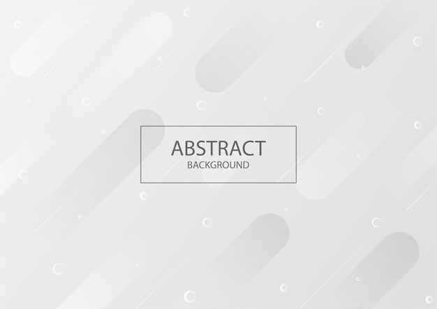 Abstract white background with color grey gradient modern