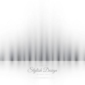 線の抽象的な白い背景