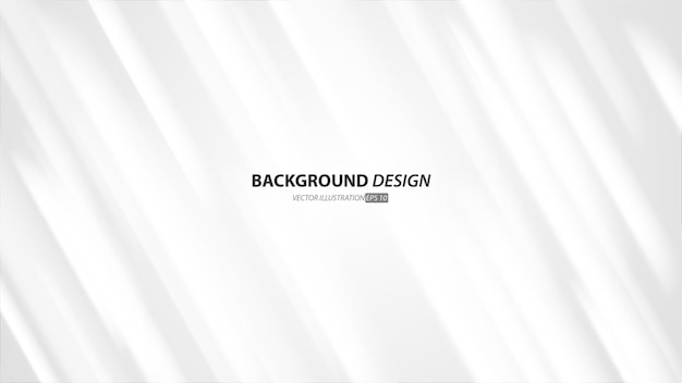 Abstract white and grey gradient color background. with  diagonal lines.