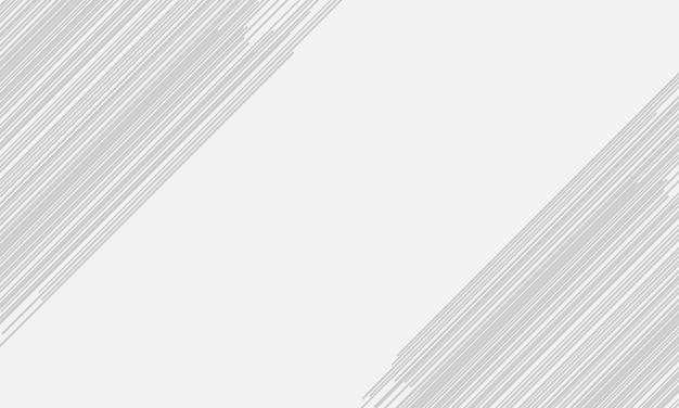 추상 흰색 라인 배경입니다. 귀하의 웹사이트를 위한 심플한 디자인.