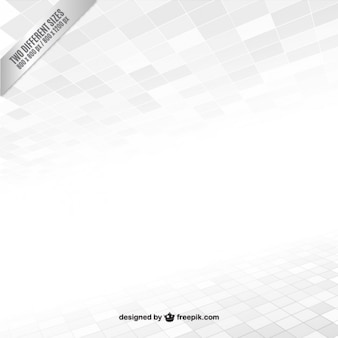 Abstract white squares background