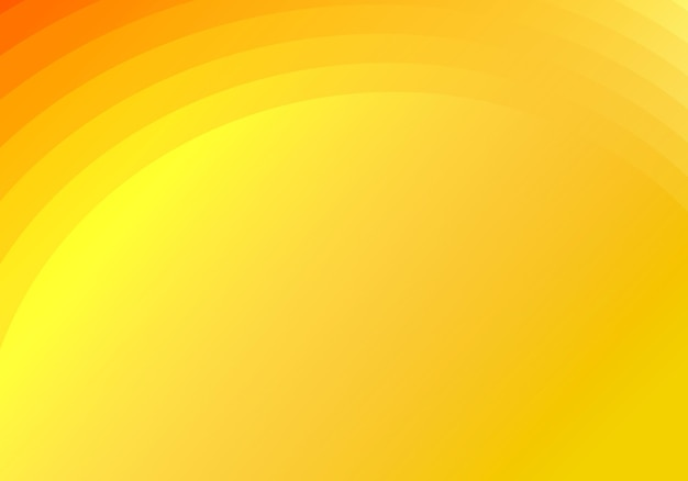 Abstract yellow circles layers lighting background and texture
