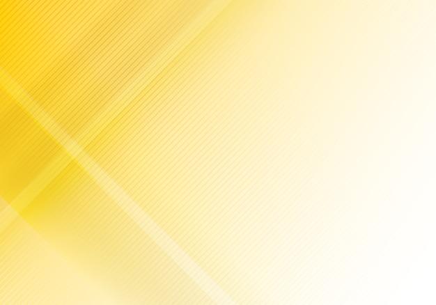 Abstract yellow geometric diagonal lines