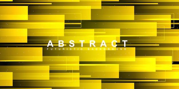 Абстрактный желтый в высокой скорости движения светлом фоне