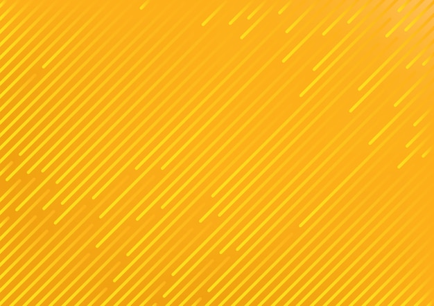 Abstract yellow stripe line background.