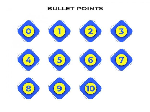 Кнопка номера abstruct