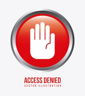 Access denied design