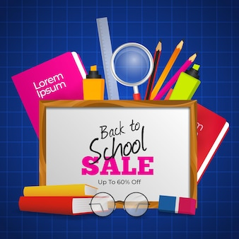 Accessories back to school sales
