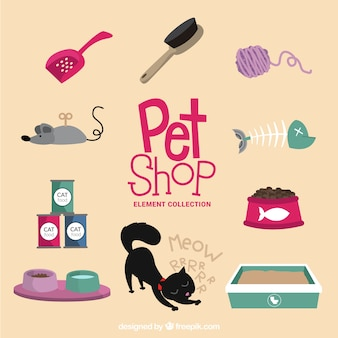 Accessories and toys for pets