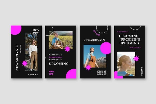 Кислотная коллекция рассказов о продаже instagram