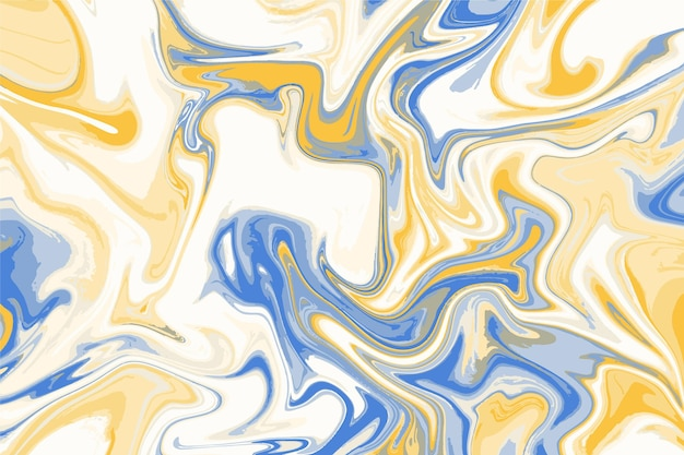 Acid marble background concept