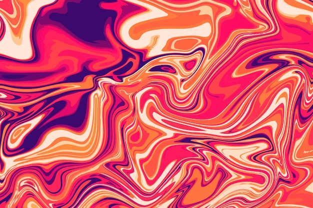 Acid marble background