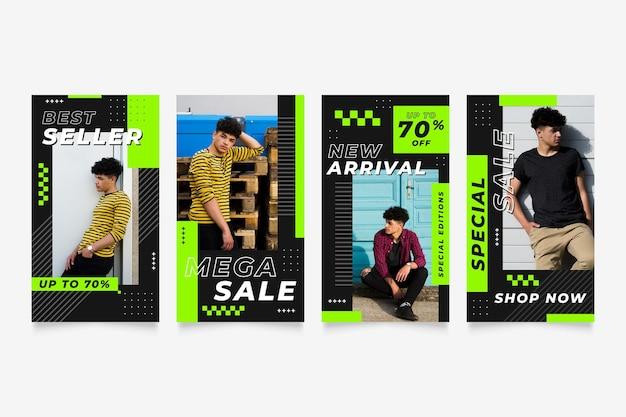 Acid sale ig stories collection