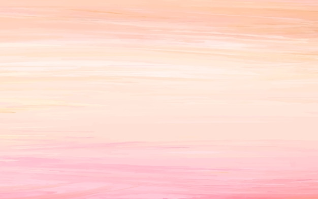 Acrylic abstract background, orange and pink