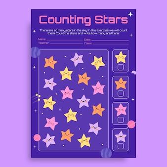 Activities for preschoolers worksheet