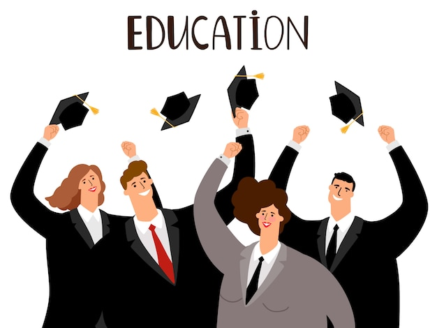 Adult education concept