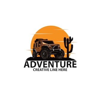 Adventure on the desert