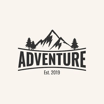 Adventure logo design inspiration,